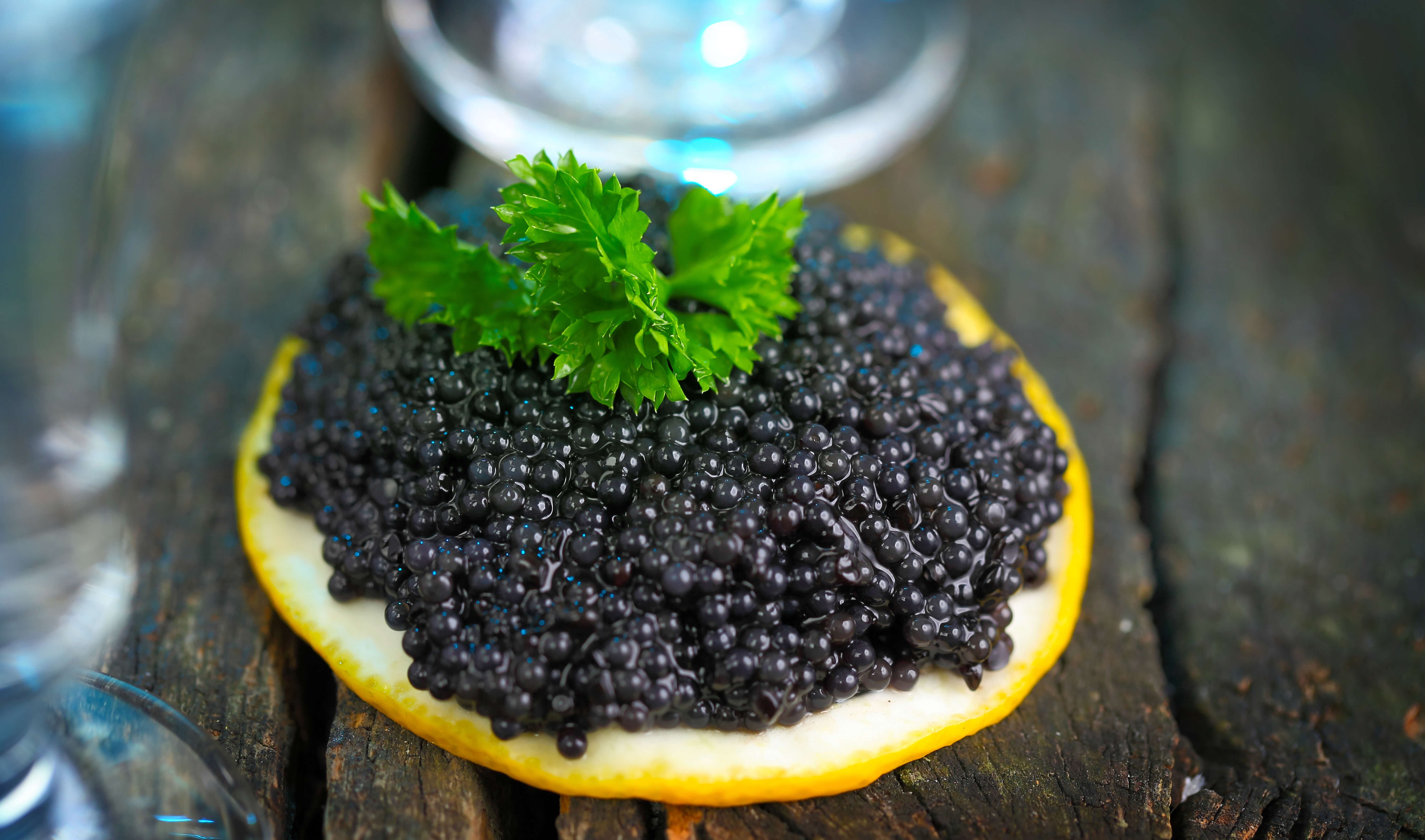 how is caviar made