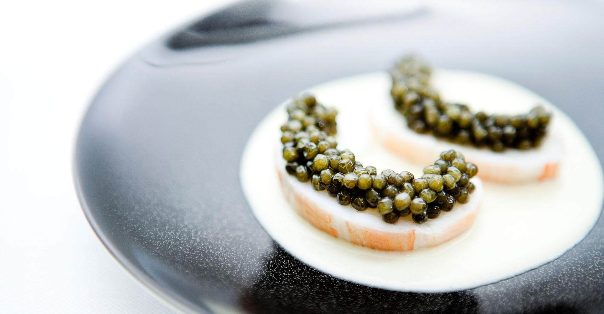 Caviar from Iran