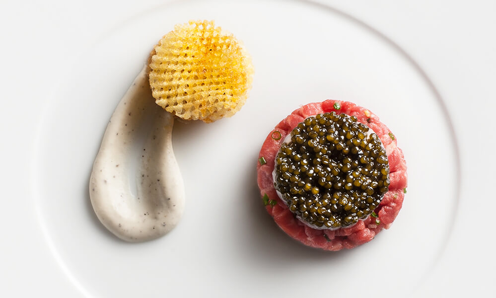 Caspian Monarque our commitment caviar